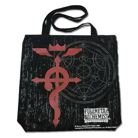 Fullmetal Alchemist Halloween Costume (Tote Bag - FullMetal Alchemist - New Cross of Flamel Toys Licensed)