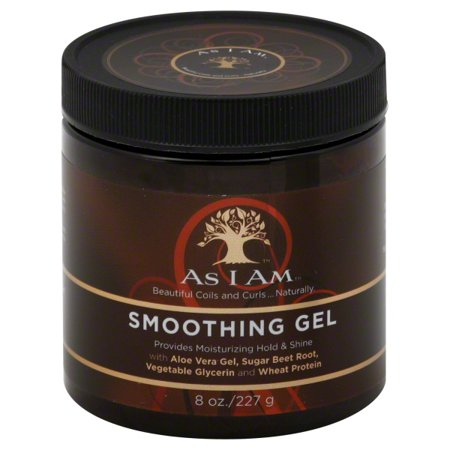 Tamer Smoothing Gel - Salon Commodities As I Am  Smoothing Gel, 8 oz