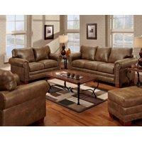 American Furniture Classics Model 8503-20 Buckskin Sofa