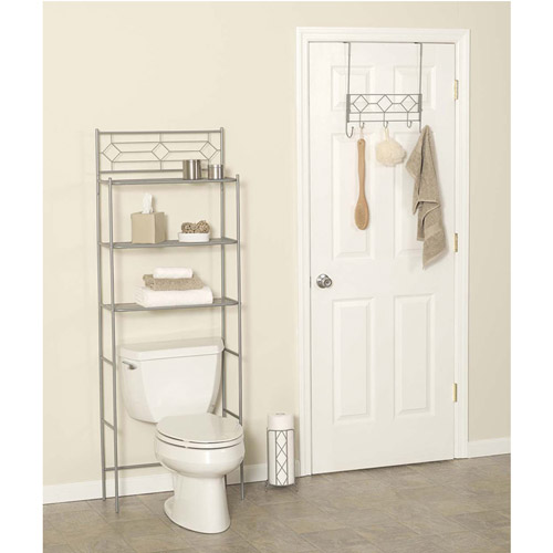 Zenith 3pc Bath-in-Box Set, Nickel