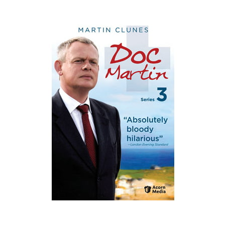 Doc Martin: Series 3 (DVD)