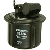 fram g6826 fuel filter - in-line