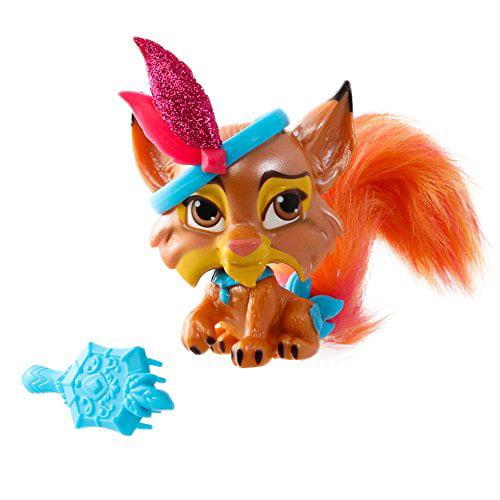 Disney Princess Palace Pets Furry Tail Friends Doll Pocahontas' Bobcat, Pounce by Blip Toys - Import