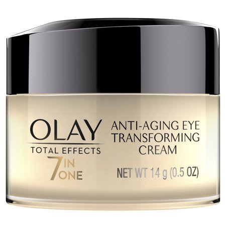 Olay Total Effects 7 In One Anti-Aging Transforming Eye Cream, 0.5