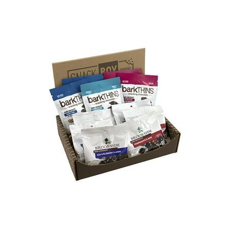 Harry London Chocolates - z/The Ultimate Dark Chocolate Snack Box