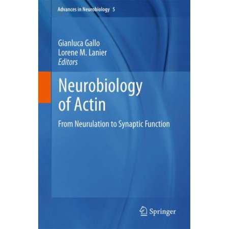 Neurobiology Of Actin  From Neurulation To Synaptic Function