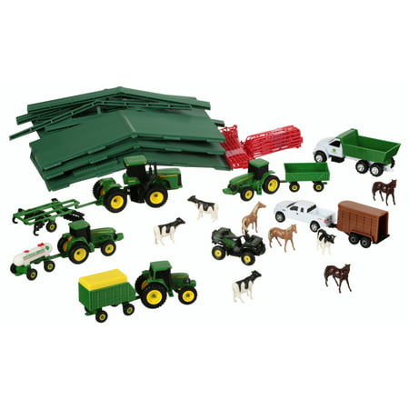 John Deere Lighting (John Deere 70 Piece Value Set )