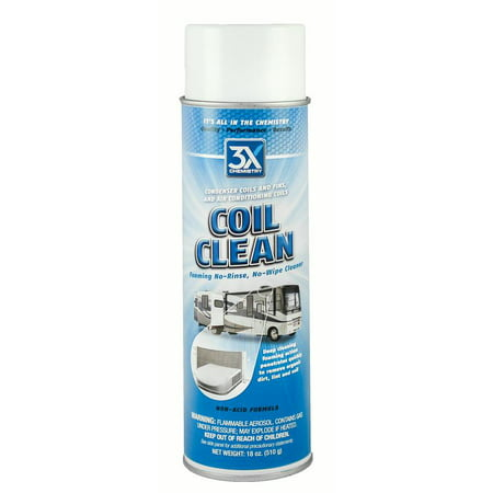 Ap Products 117 Air Conditioner Coil Cleaner Used To