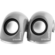 Urban Factory 3W Crazy Speakers 2.0, Gray