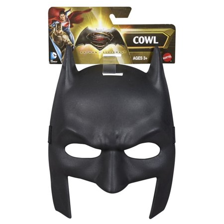 Batman v Superman: Dawn of Justice Cowl..., By Mattel Ship from US - Batman Cowl For Sale