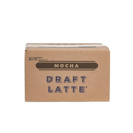 La Colombe PPPURC1202 Draft Latte Mocha Cold Brew 12-9 Fluid (La Colombe D Or St Paul De Vence)