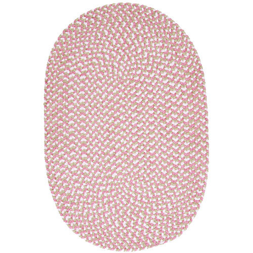 Colonial Mills Confetti Pink Area Rug