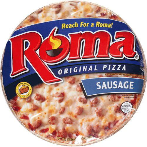 Roma Sausage Pizza, 13.1 oz