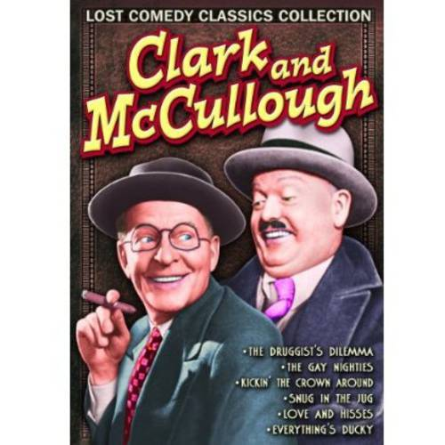 Clark and McCullough: Lost Comedy Classics Collection by