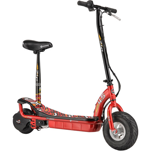 eZip E-4.5 Electric Scooter, Red