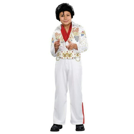 costumes for all occasions ru883481lg elvis deluxe child