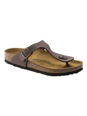 Women's Birkenstock Gizeh Birkibuc Thong Sandal