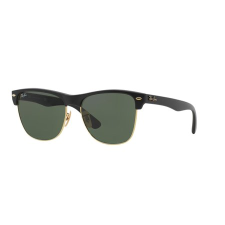 Ray-Ban Clubmaster Sunglasses RB4175 877 Black 57MM