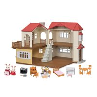 Calico Critters Red Roof Country Home Gift Set CC1797 Deals