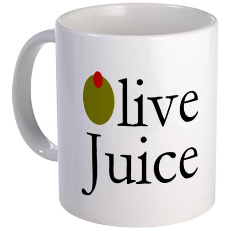 CafePress - Olive Juice Mug - Unique Coffee Mug, Coffee Cup CafePress ()