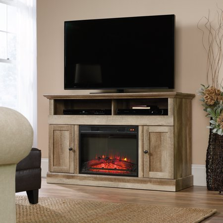 Sauder Cannery Bridge Media Fireplace for TVs up to 60