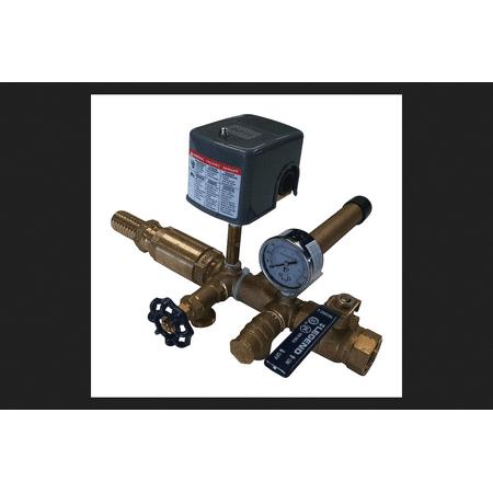 Tank Tee Manifold Kit