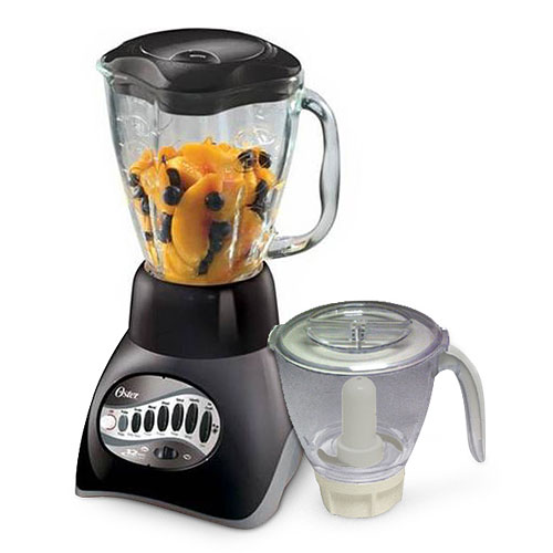 Oster Blender With Food Processor