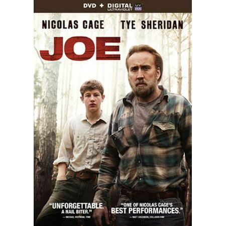Joe (DVD) - Halloween Joe Joe's