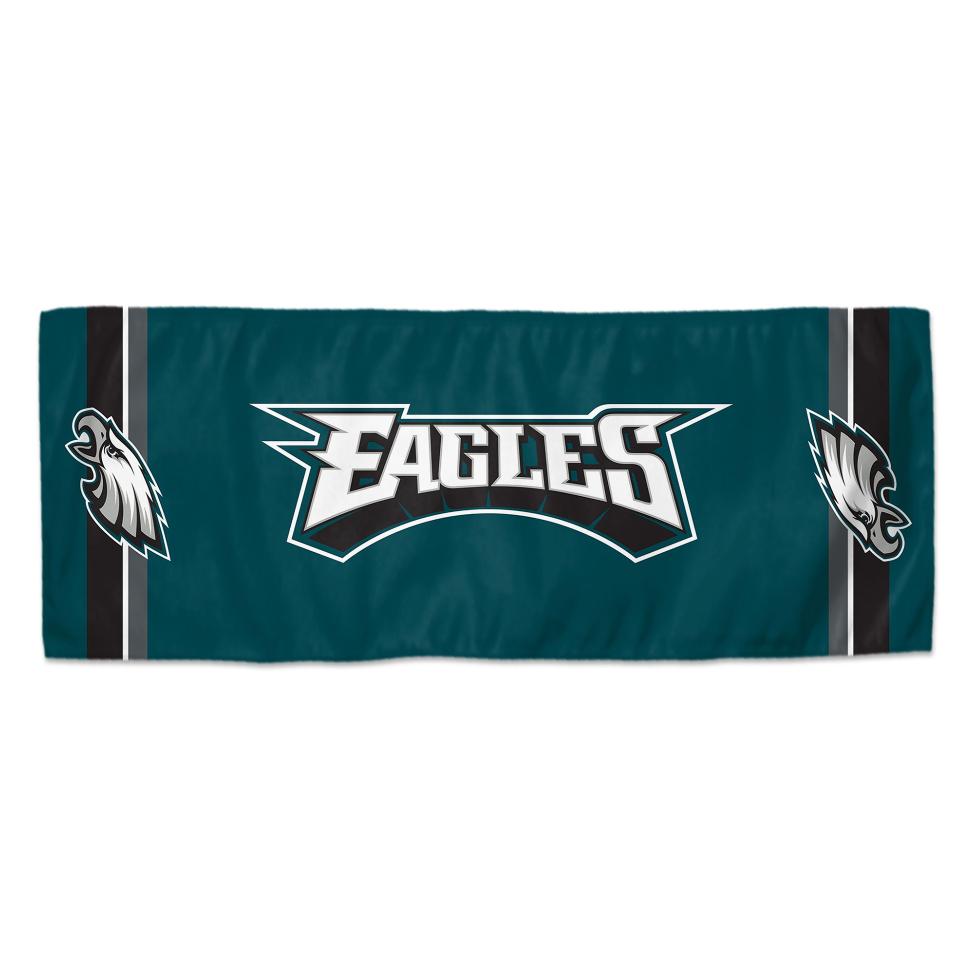 "Philadelphia Eagles WinCraft 12"" x 30"" Double-Sided Cooling Towel - No Size"