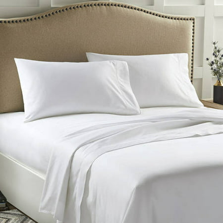 Better Homes & Gardens 400 Thread Count Solid Performance Aero Balance Bed Sheet Set, Multiple Color & - Dslr White Balance