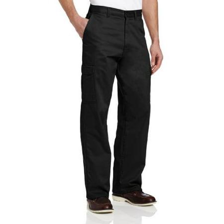 Elegant Comfortable And Stylish Black Cargo Pants - Yasmin Fashions