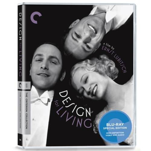Design For Living (Criterion Collection) (Blu-ray) (Full Frame)