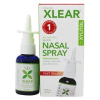 Sinus Nasal Spray with Xylitol - 1.5 fl. oz. by Xlear (pack of 1)