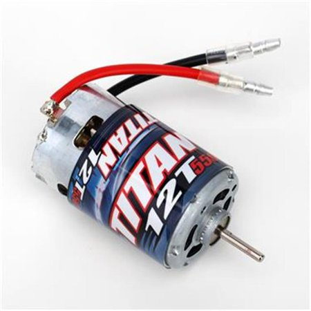 TRAXXAS 3785 Remote Control Vehicle Electric Motor (Traxxas Rc Motor Brushless)