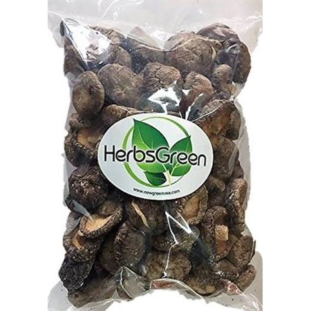 A Grade Dried Shiitake Mushrooms(1 LB.) ()