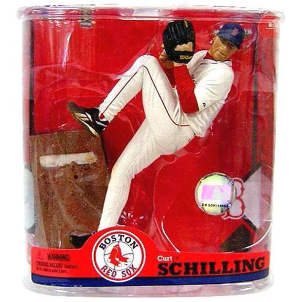 McFarlane MLB Sports Picks Series 22 Curt Schilling Action Figure