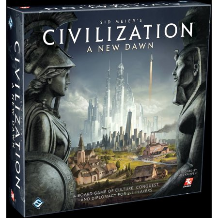 Sid Meier's Civilization: A New Dawn Strategy Board Game - Civilizations Game