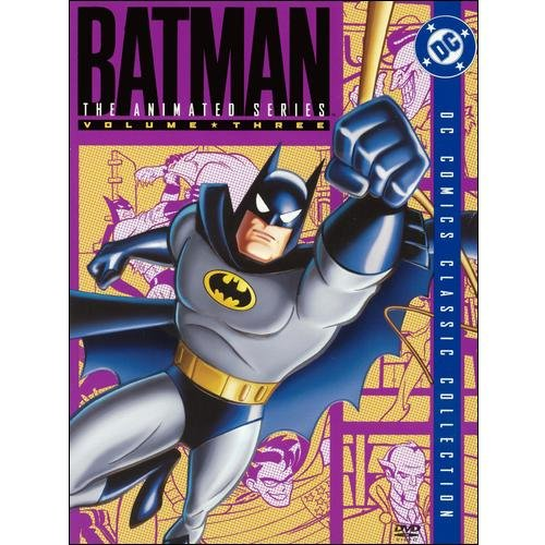 Batman: The Animated Series Vol. 3 (Full Frame)