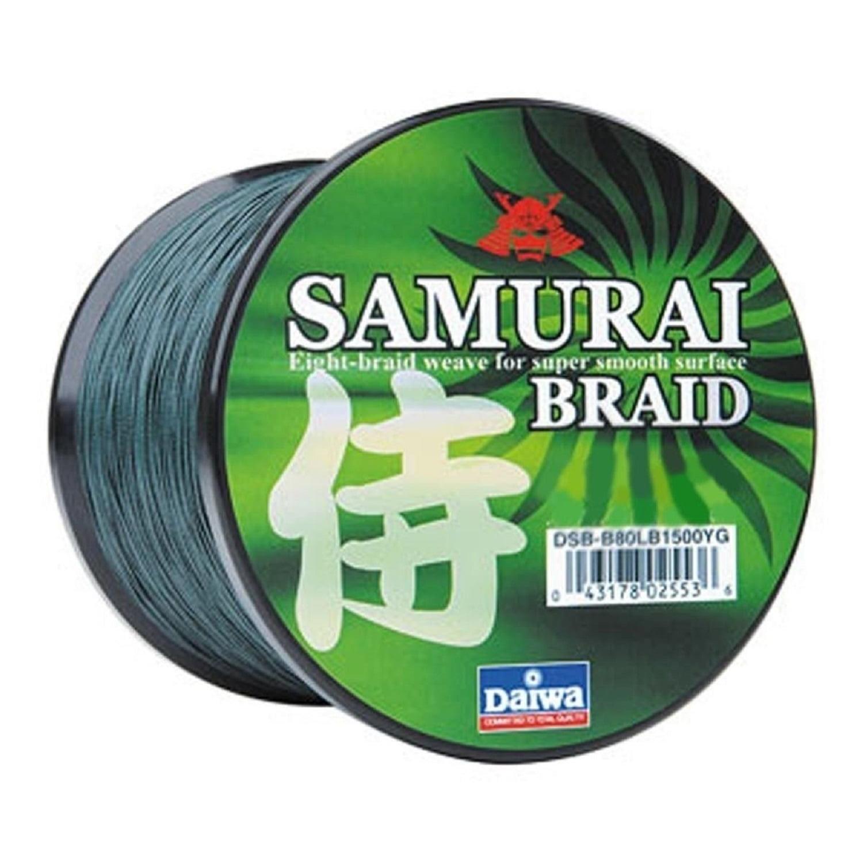 Daiwa J-Braid Braided Line 330 yd//300M Filler Spool Dark Green 30 Lbs Tested