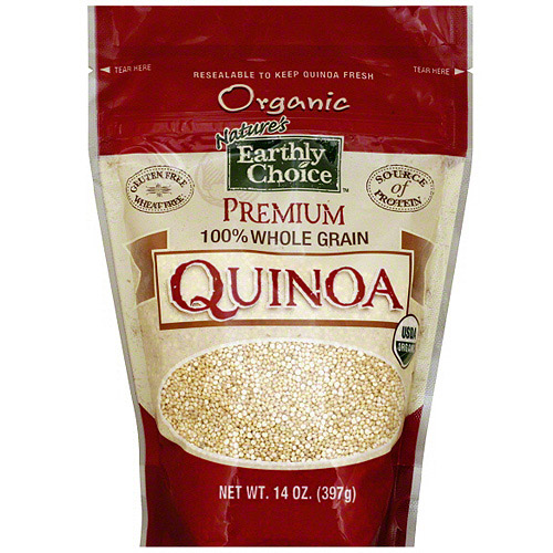 Nature's Earthly Choice Premium Whole Grain Quinoa, 14 oz  (Pack of 6)