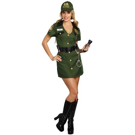 Agent Norma Swall Adult Costume - Special Agent Costume