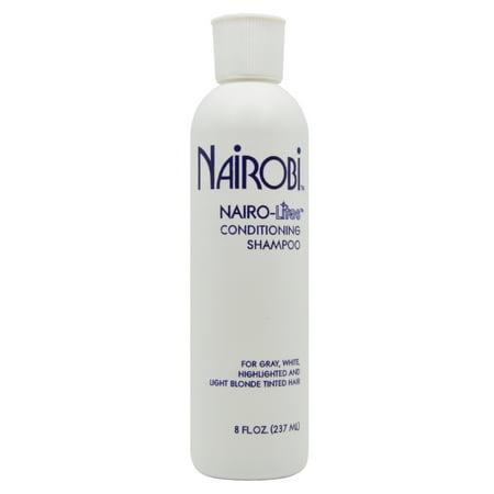Nairobi Nairo-Lites Shampoo 8oz (Nairobi Hair Shampoo)