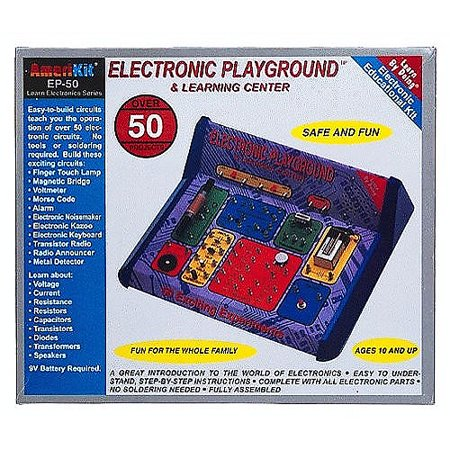 Electronic Playground & Learning Center