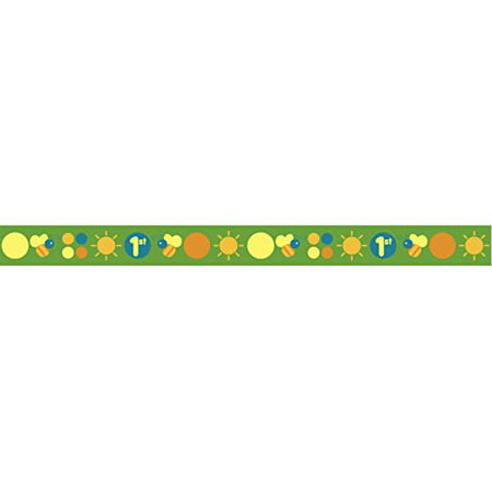 Winnie the Pooh Balloon 1st Birthday Crepe Paper Streamer - Glow In The Dark Streamers And Balloons