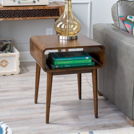 Belham Living Carter Mid Century Modern Side Table Walmartcom - Belham living carter mid century modern coffee table