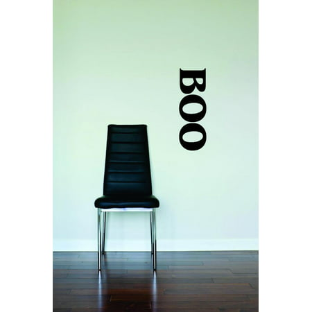 New Wall Ideas Boo Halloween Holiday Trick Or Treat 16x40 Inches