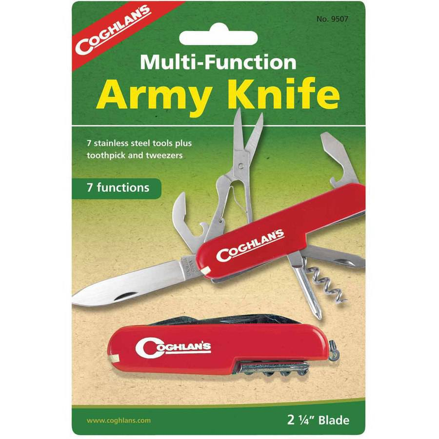 Coghlan's 7 Function Army Knife by Generic
