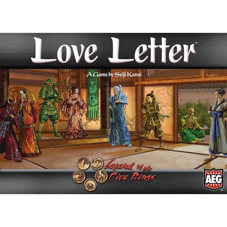 Image of AEG Love Letter: Legend of the Five Rings Board Game