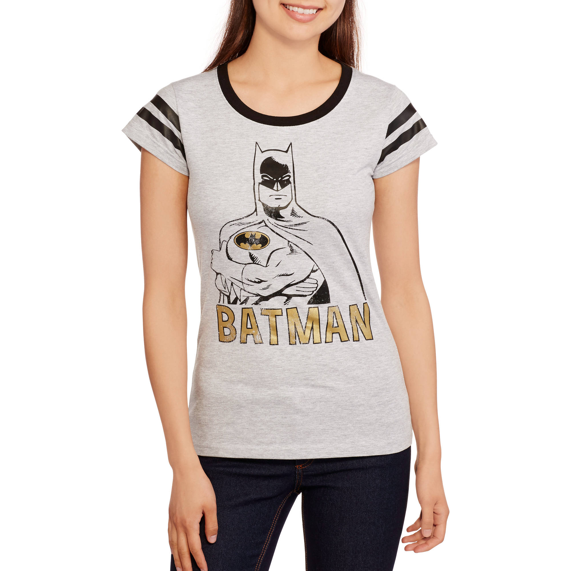 "DC Comics Juniors ""Batman"" T-Shirt"