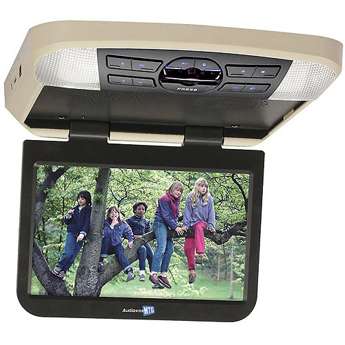 "Audiovox AVXMTG10UA MoviesToGo 10"" Widescreen LED In-Car Overhead Video System by Audiovox"